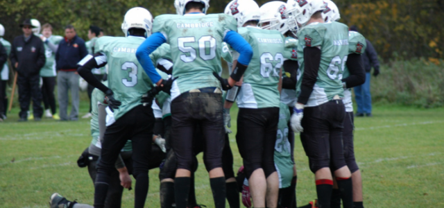 The Pythons had to hold their nerve in a tense final quarter to secure a well-earned 15–14 victory over Kent