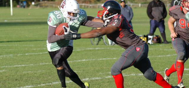 The Cambridge Pythons drop to an 0-1 record on the season after losing 21-6 to Essex Blades in a game that was much closer than the score suggests. The Pythons […]
